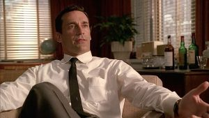 Picture of Jon Hamm as Don Draper in Mad Men
