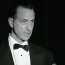 Picture of David Strathairn as Edward R. Murrow in Good Night, and Good Luck.