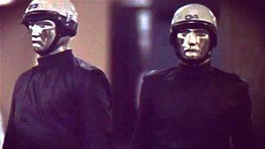 Robocops from THX-1138