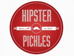 Hipster Pickles logo